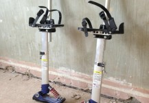 Stilts for Plastering