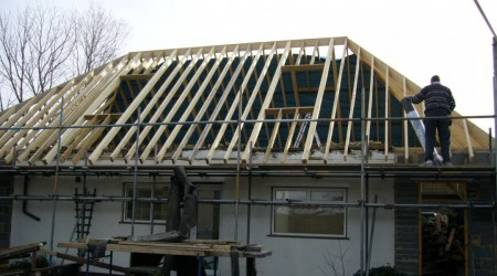 Cut & Pitched Roof
